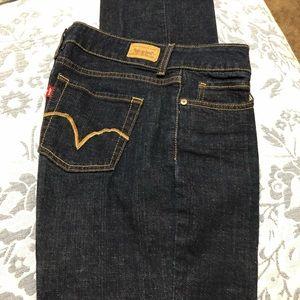 Levi's Pants - Levi's slim boot cut jeans.